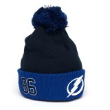 Шапка NHL Tampa Bay Lightning №86 59265